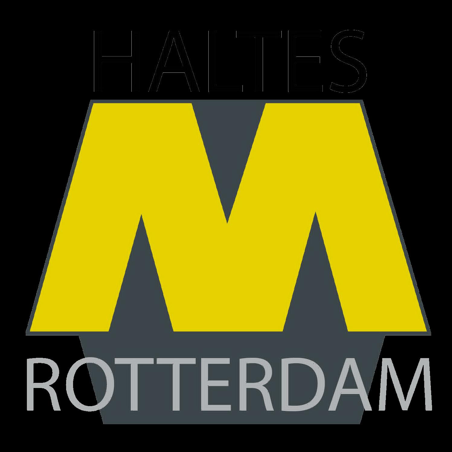 Haltes Rotterdam